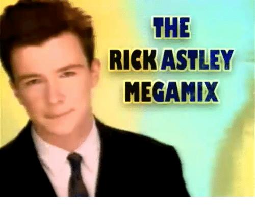 ASTLEY, Rick - Megamix   (Pop)