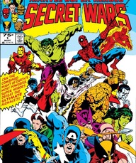 Secret Wars: Kesako?