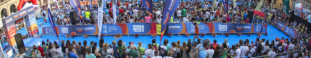 Triathlon IronMan Vitoria 2016