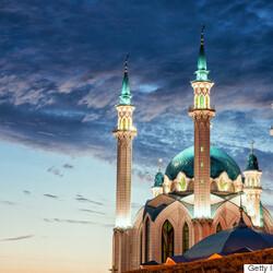 Le Complexe Qolsharif, en Russie