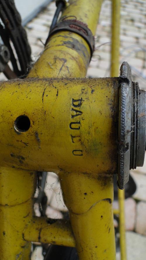 """Course """"RB"""" Daulu c1947 (nouveau dans le garage !)"""