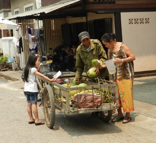 LAOS Luang Prabang encore...