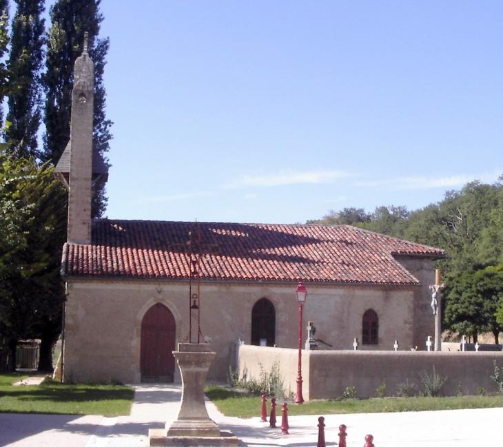 Eglise - Lamazère