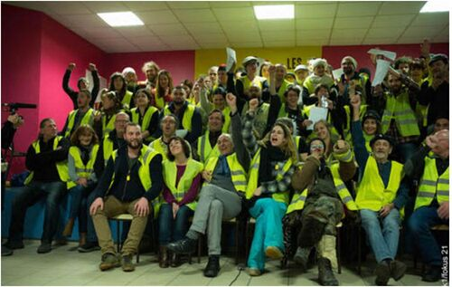 GILETS JAUNES : Soutien à l'APPEL de COMMERCY ! (PENSER LA FRANCE)
