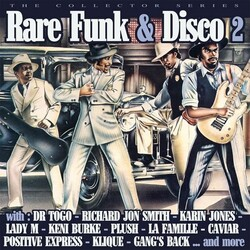 V.A. - Rare Funk & Disco - Vol.2 - Complete CD