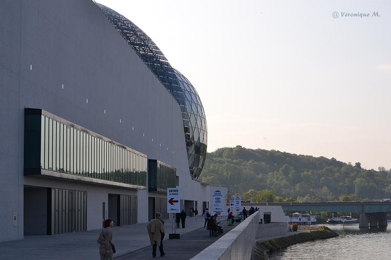 Boulogne-Billancourt : la Seine Musicale ouvre ses portes