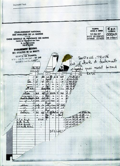 Archives sédimentales  #04 © Delphine Soustelle Truchi