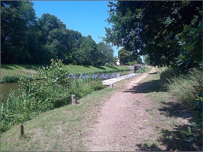 Le canal de Nantes à Brest : Etape 1