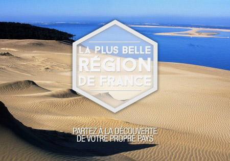 La plus belle région de France sur M6