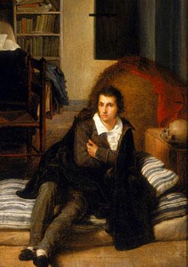 Tommaso Minardi, Autoportrait, 1807, Galleria degli Uffici, Florence