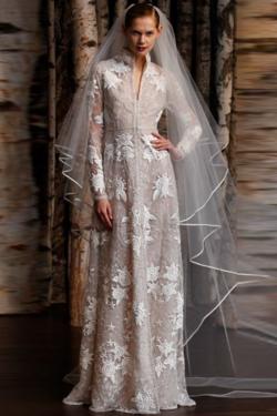 caftan inspiré par la mythique robe blanche