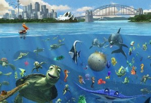 Finding Nemo - Hidden objects