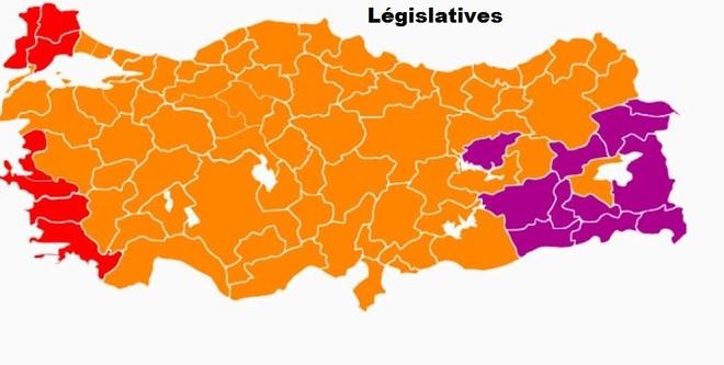 Turquie : quels que soient les résultats réels...