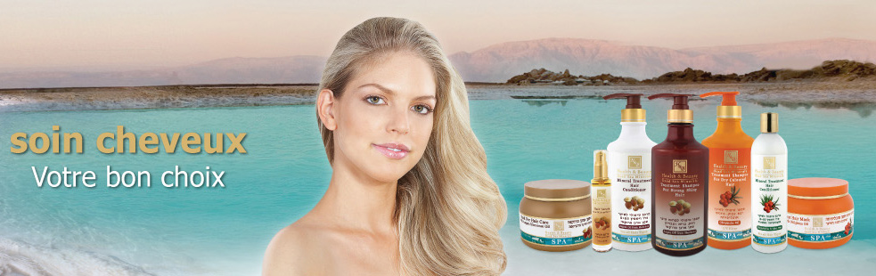 HEALTH AND BEAUTY DEAD SEA
