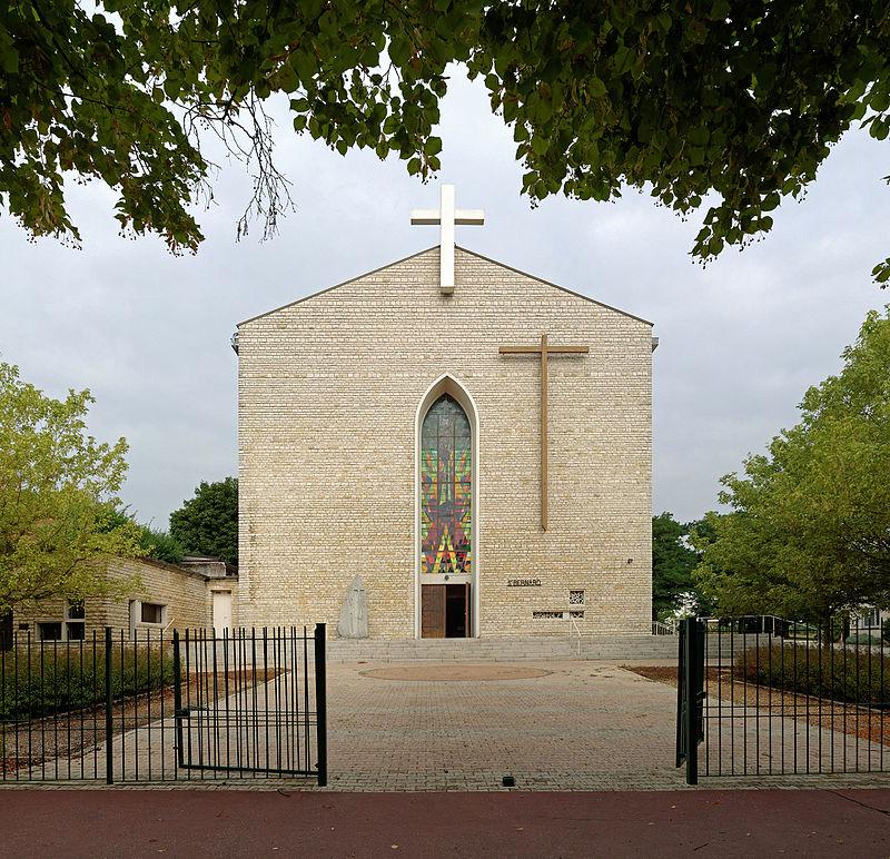 Image illustrative de l'article Église Saint-Bernard de Dijon