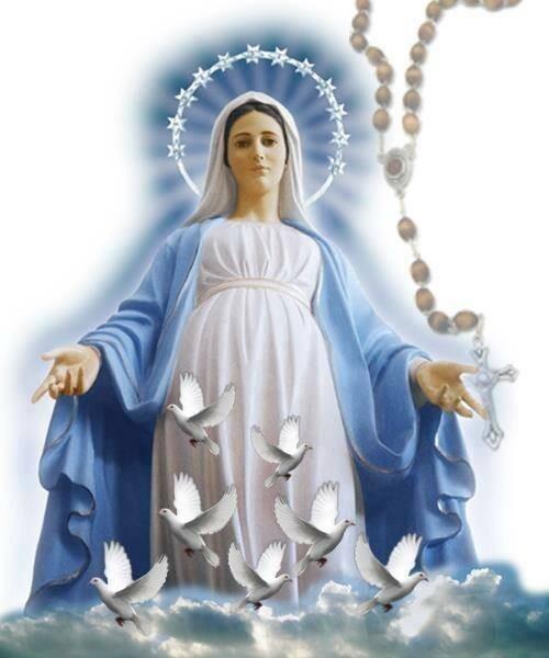 Résultats de recherche d'images pour «vierge marie images»