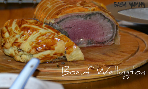 Boeuf Wellington de Gordon Ramsey