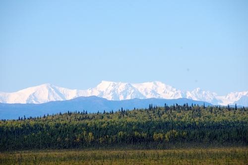 Jour 16 - Retour sur Anchorage