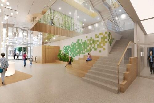 Voici à quoi ressembleront les cliniques universitaires Saint-Luc d'ici 2025 + vidéos