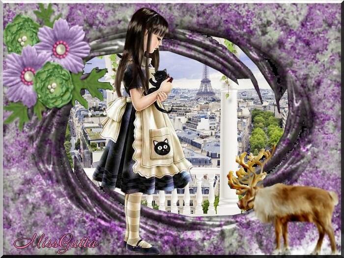 Défi amie Princesse chanel & amie résoya .............
