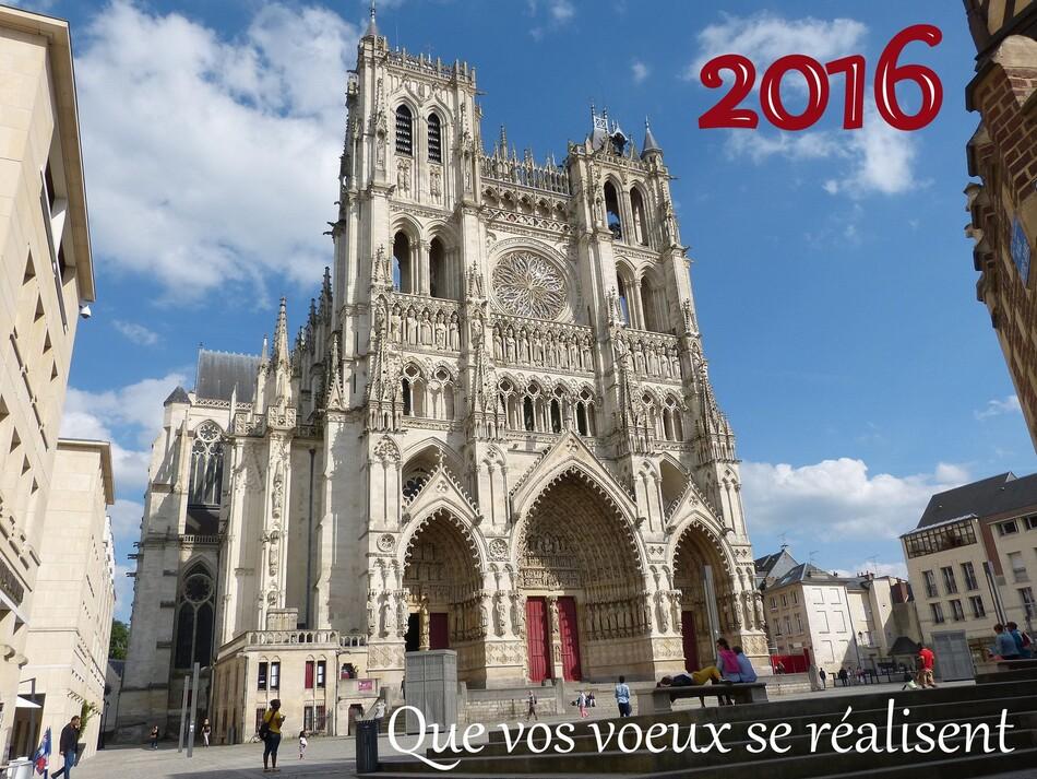 Vive 2016 !