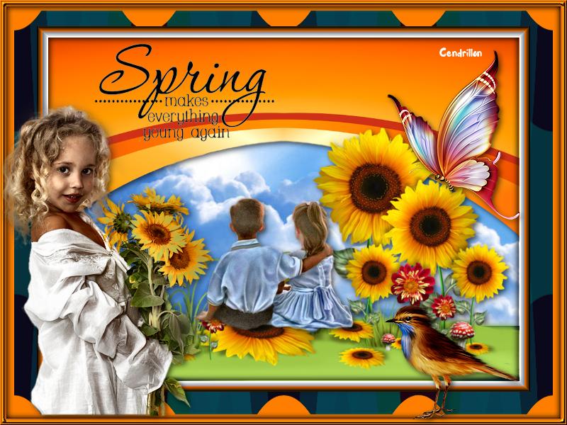 Sunflowers Tag - Jemima
