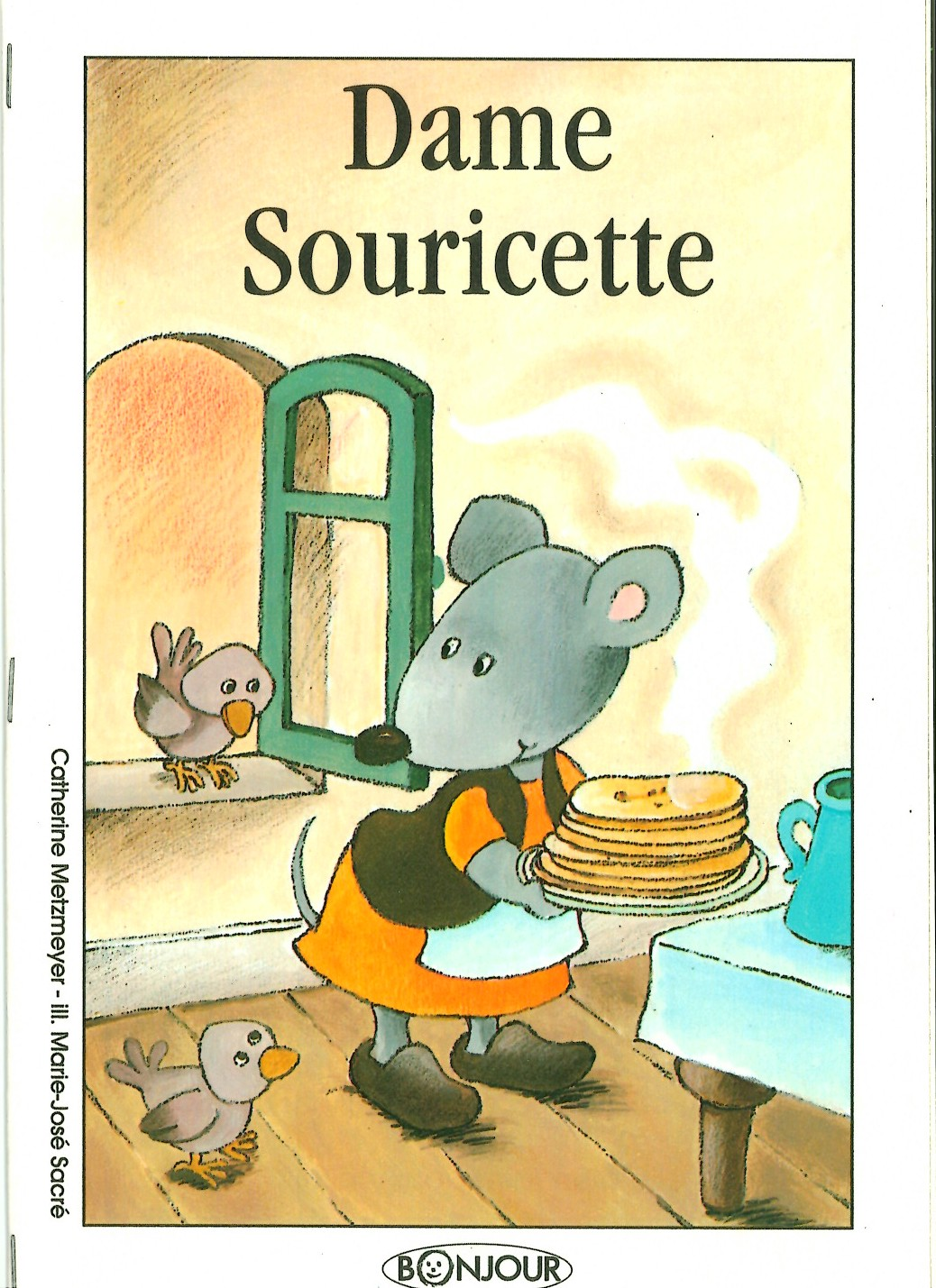 dame souricette