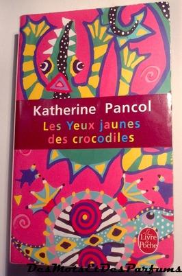 Chronique n°12 - Les Yeux jaunes des Crocodiles