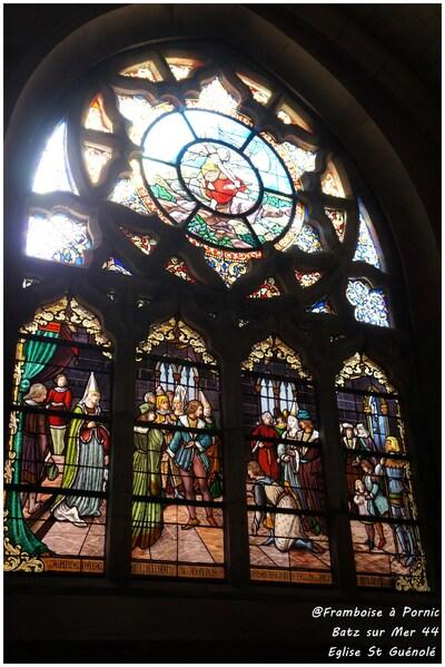 Eglise Saint Guénolé  Batz sur Mer  44