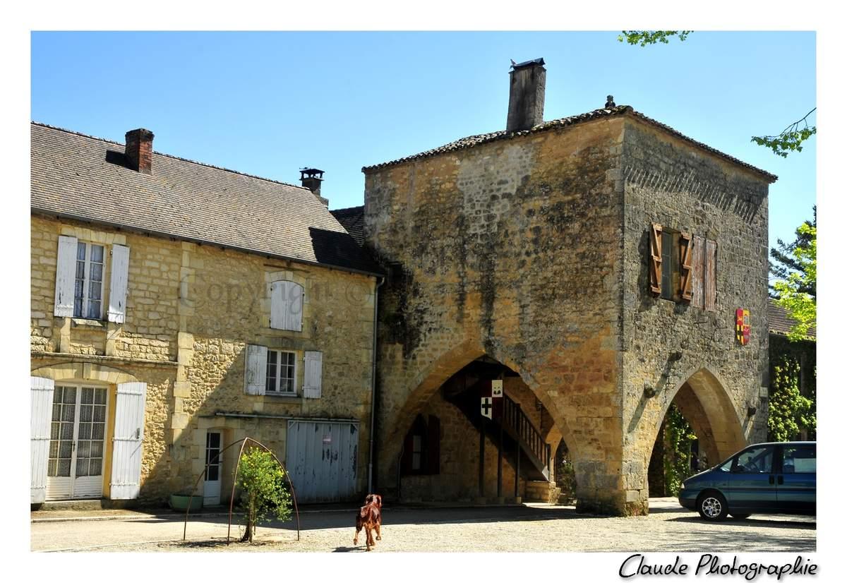 Molières - Dordogne - Aquitaine - 14 Avril 2014