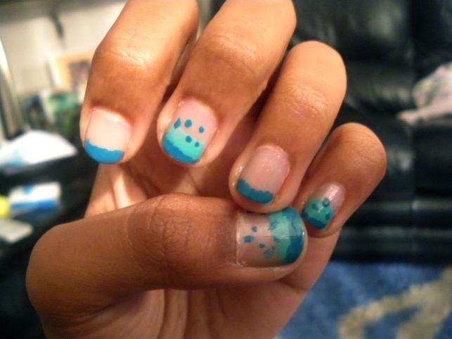 Nails art n°1
