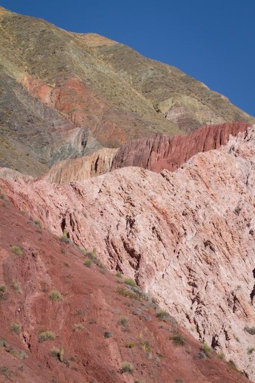 Purmamarca: des montagnes hautes en couleurs