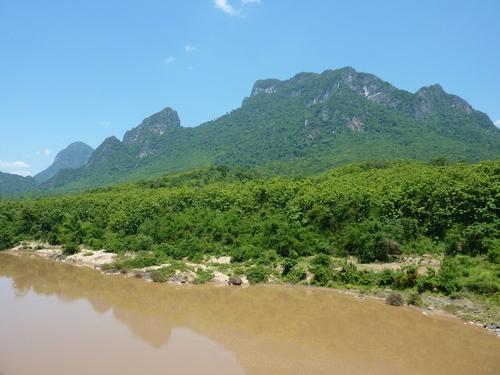 Oudomxai - Luang Prabang