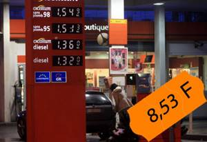 Préferez-vous l'Euro ou le Franc !!!