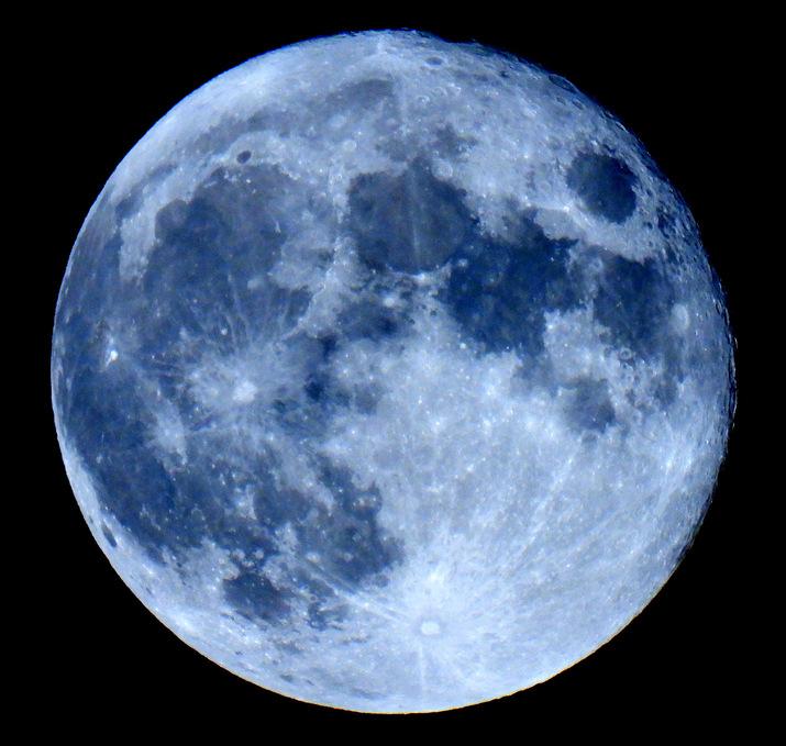 Soir de pleine lune...