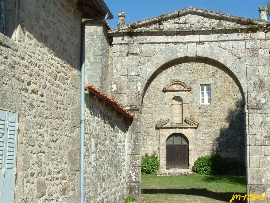 Mortemart , le seul village classé comme plus beaux villages de France en Haute-Vienne