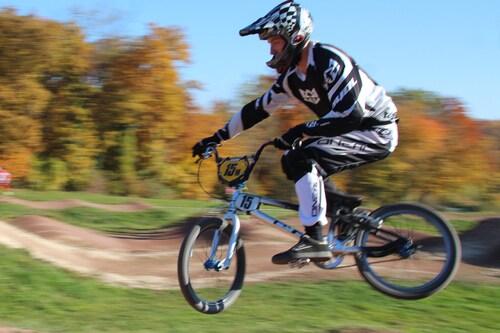 entrainement BMX samedi 31 octobre 2015