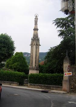 Chemin d'Arles 2008 - Lodève(18km)