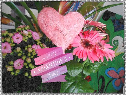 bonne saint valentin demain à toutes les valentines et valentins !