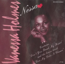 "VANESSA ""NESSA"" HOLMES - DON'T YOU BREAK MY HEART (CDM 1993)"