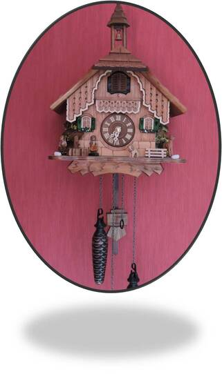 Horloge à coucou