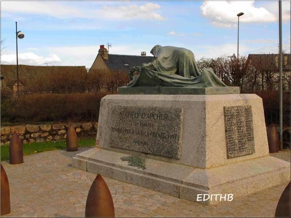 monument morts st chély d'apcher (18)