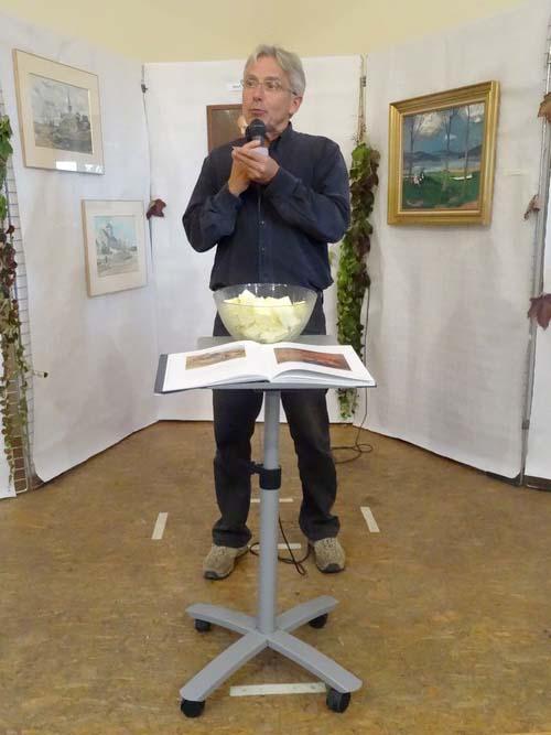 Le palmarès du salon d'automne  2016 de Chamesson