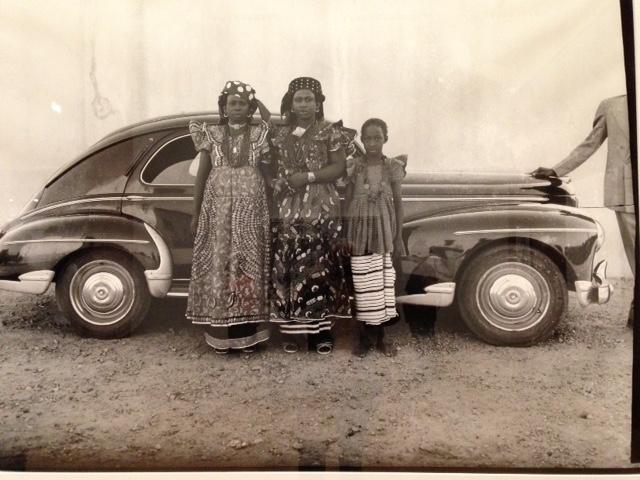 sans titre, 21 mai 1954 [cachée]. Tirage argentique d'époque. 13 x 18 cm. CAAC. Seydoux Keïta / SKPEAC / courtesy CAAC - Pigozzi Collection