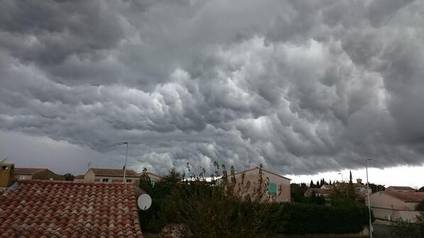 Le ciel nous tombe... sur le teston !!!