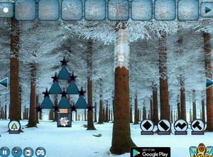 Jouer à Escape game save the Christmas reindeers