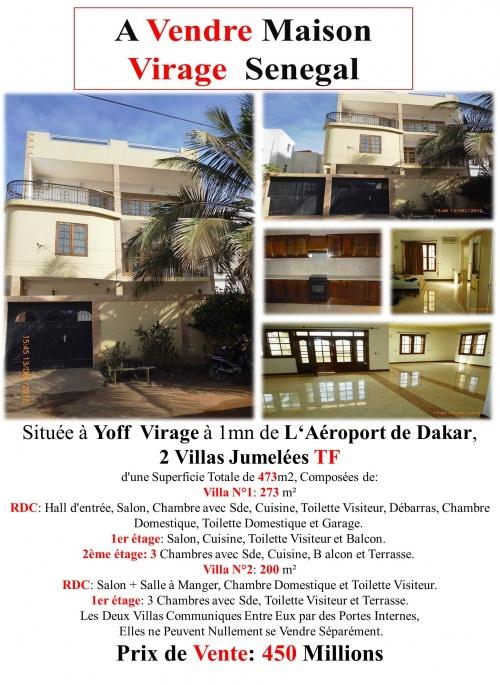 Dakar Pub Immo & Services Infos +221 77 269 01 51