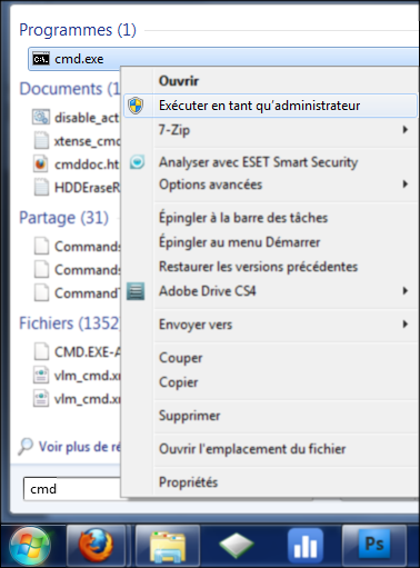 Windows 7 Veille prolongée