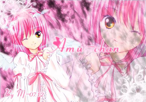 Montage Amu-chan