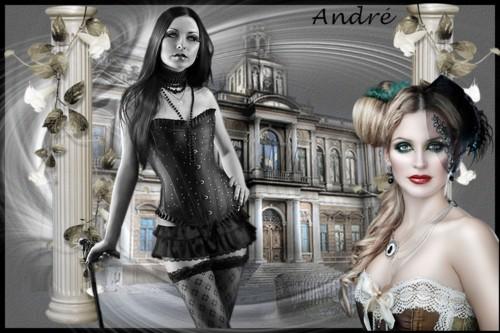 Créations de André (1)